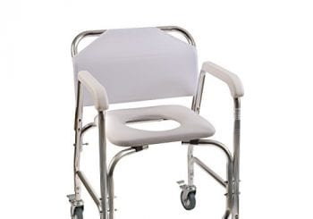 Shower Commode Chair –  Make Showering easier for Elderly