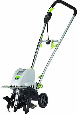 Best Tiller Cord And Cordless Electric Tiller With