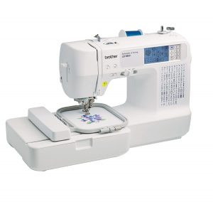 best sewing machine with embroidery