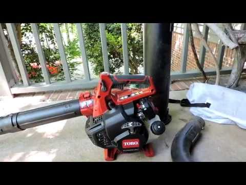 Harbor Freight Gas Leaf Blower