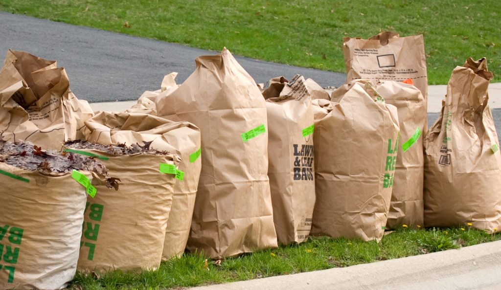 Lowes Lawn and Leaf Bags