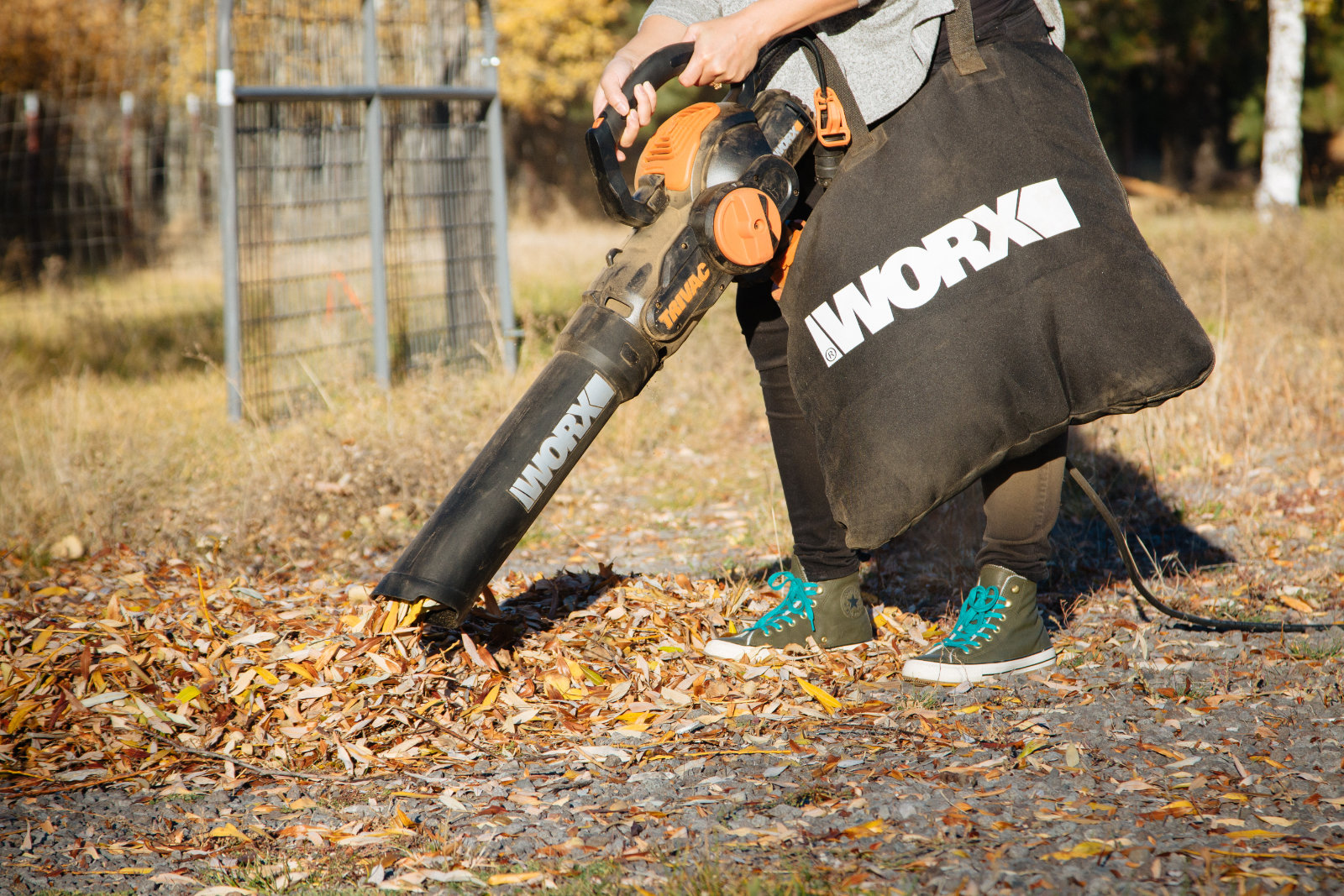 Worx Leaf Blower Bag
